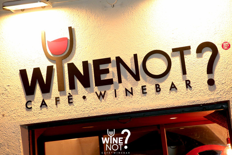 WINENOT? winebar sanremo