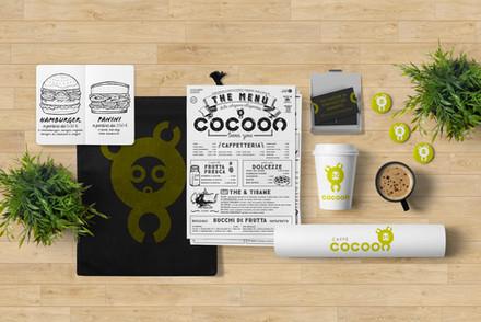 branding COCOON, sanremo