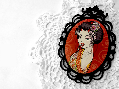 CAMEO Geisha