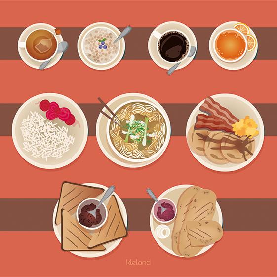 colazione ig
