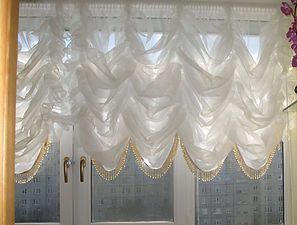 Французские шторы