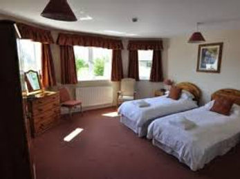 St Francis Accomodation - twin rooms