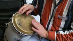 worship band drum