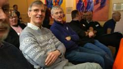Rob & John ready