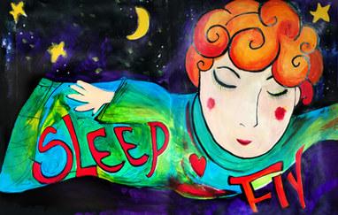 When I Sleep I Can Fly