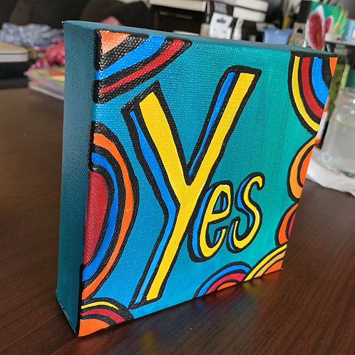 Yes - Mini Painting