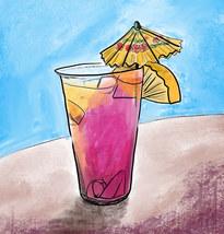Julie's Tiki Drink