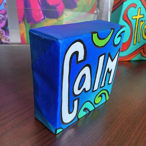 Calm - Mini Painting