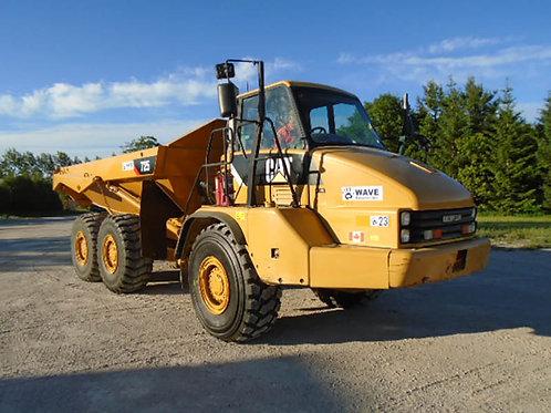 Caterpillar 725 Rock Truck