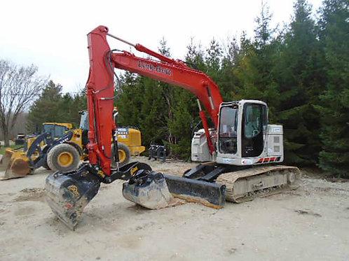 Link-Belt 135 SpinAce Excavator
