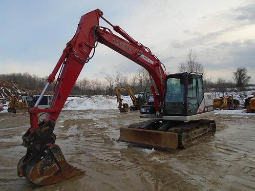 LinkBelt 130X2DZ Excavator