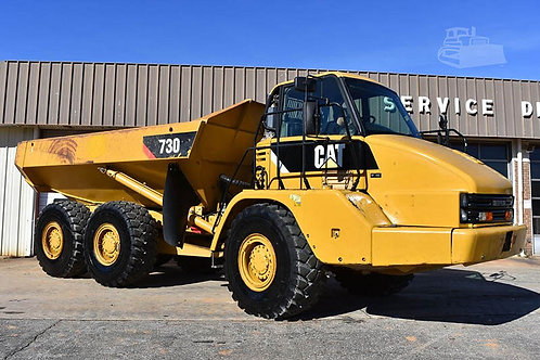 Caterpillar 730 Rock Truck
