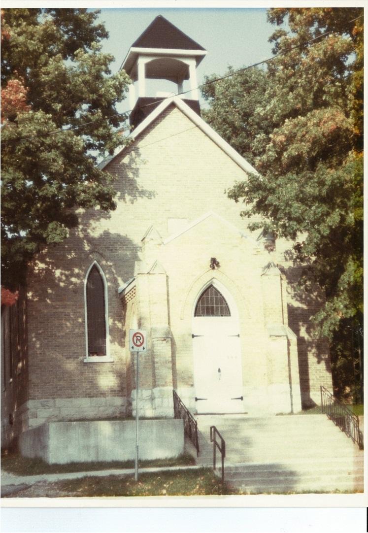 Methodist Church in Hepworth