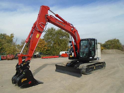 LinkBelt 145X4 DZ Hydraulic Excavator