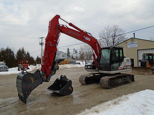 Link-Belt 130X2 DZ Excavator