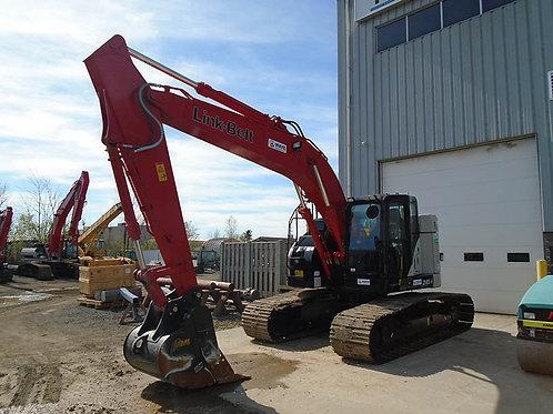 LinkBelt 245X4 20 Ton Hydraulic Excavator