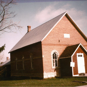 A History of the Knox Presbyterian Church