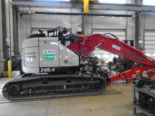 LinkBelt 245X4 Hydraulic Excavator