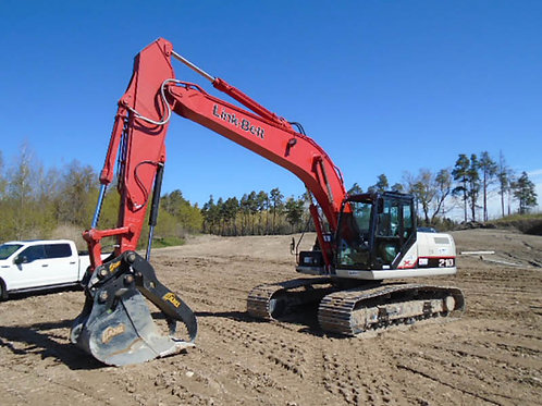 LinkBelt 210X2 Hydraulic Excavator