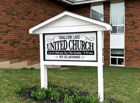 Fifty Years Old at 1946: A History of Shallow Lake United Church