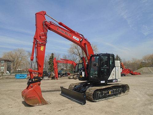 LinkBelt 145X4 14 ton Excavator