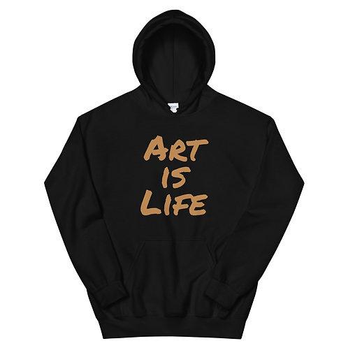 ART IS LIFE Unisex Hoodie