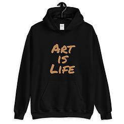 ART IS LIFE LOVE OF URBAN DESIGN