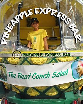 Pineapple Express Bar BOSS BABES OF MIAM