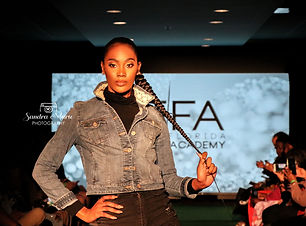 SOUTH FLORIDA FASHION ACADEMY LOVE OF UR