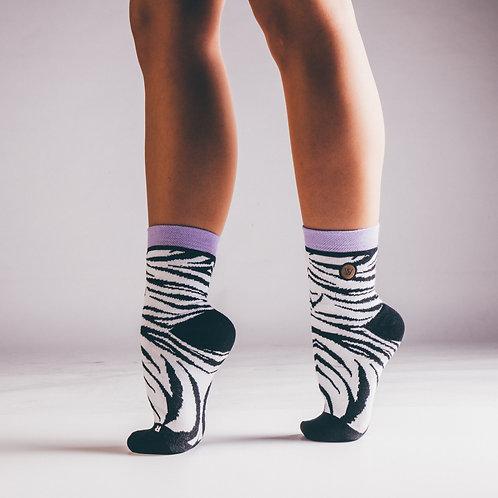 Zebra Socks (Donna)