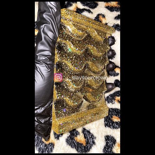 Luxury Lash Tray Holder