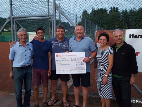 FCK unterstützt TC Anzenkirchern