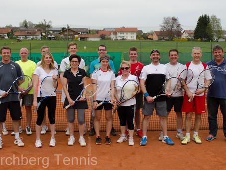 Mixed-Turnier zum Saisonauftakt