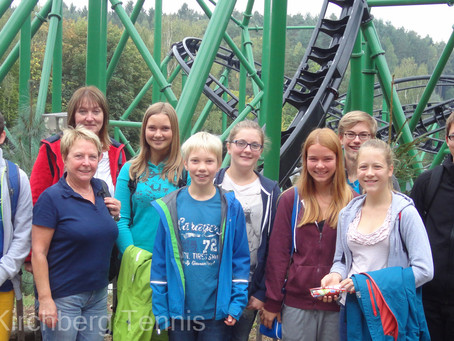 Jugend im Bayernpark