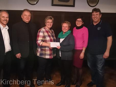 Jahreshauptversammlung der Abteilung Tennis des FC Kirchberg