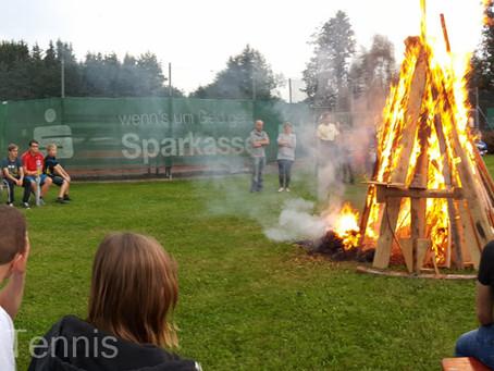 Sonnwendfeier in Kirchberg