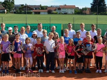 Jugend-Tenniscamp in Kirchberg