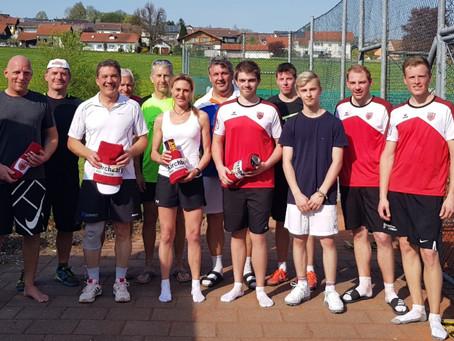 FC Kirchberg startet in die Tennissaison