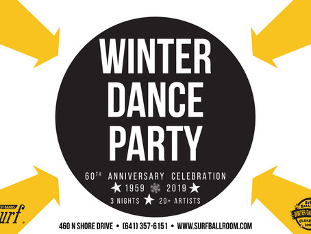 60 Winters Later: The 1959 Winter Dance Party
