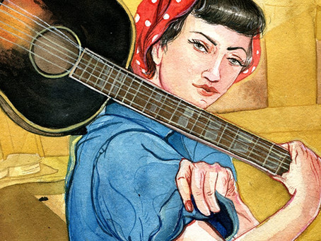 The Hidden History of Laura the Luthier