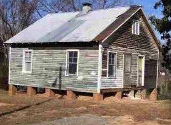 Nina Simone birthplace and childhood home - Tryon, North Carolina