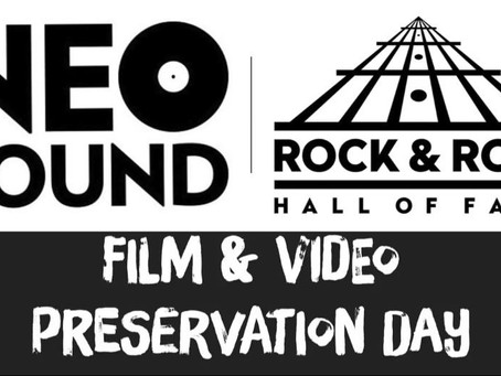 Rock Hall hosts Film & Video Preservation Day July 7th: A Q&A with Jennie Thomas