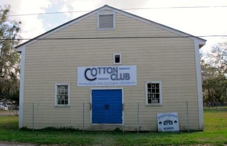 Cotton Club - Gainesville, Florida