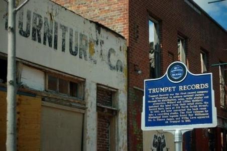 Trumpet Records - Jackson, Mississippi
