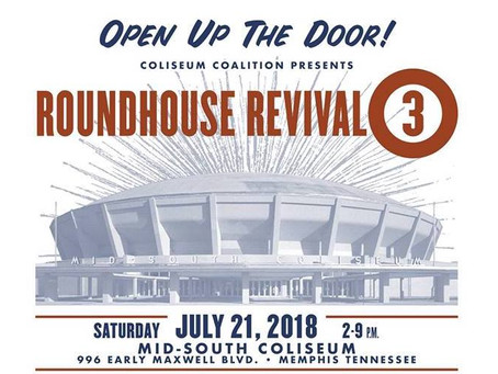"""Coalition Always Ready to Go Another """"Round"""" for Mid-South Coliseum's Revival"""