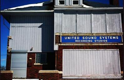 United Sound Systems - Detroit, Michigan