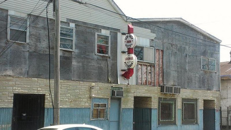 Dew Drop Inn - New Orleans, Louisiana