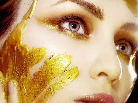 Nanogold in cosmetic products: A luxurious anti-aging ingredient or a costly marketing trick?