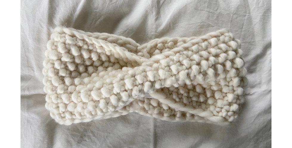 E | M headband 1.0 WHITE