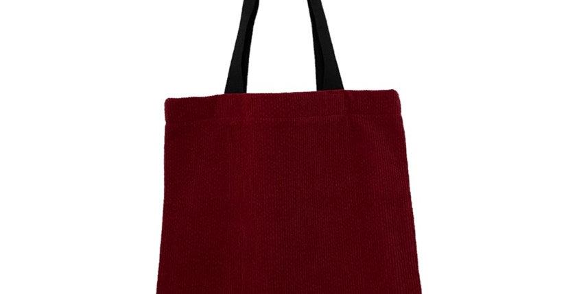 E | M bag 1.0 CORD RED
